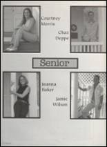 2002 Anahuac High School Yearbook Page 26 & 27