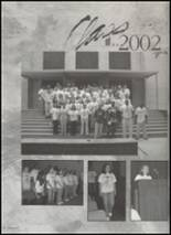 2002 Anahuac High School Yearbook Page 30 & 31