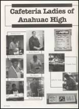 2002 Anahuac High School Yearbook Page 70 & 71