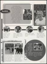 2002 Anahuac High School Yearbook Page 86 & 87