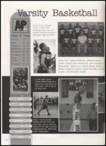 2002 Anahuac High School Yearbook Page 100 & 101