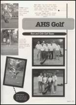 2002 Anahuac High School Yearbook Page 108 & 109