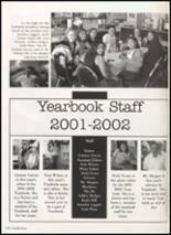 2002 Anahuac High School Yearbook Page 124 & 125