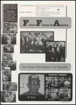 2002 Anahuac High School Yearbook Page 154 & 155