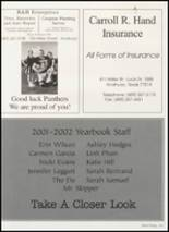 2002 Anahuac High School Yearbook Page 164 & 165