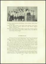 1930 Jackson High School Yearbook Page 22 & 23