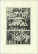 1930 Jackson High School Yearbook Page 42 & 43