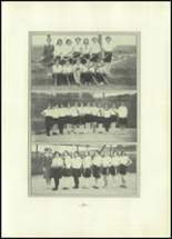 1930 Jackson High School Yearbook Page 66 & 67
