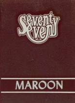 1977 Yearbook Atlanta High School