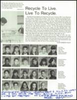 1991 Nathan Hale High School Yearbook Page 48 & 49