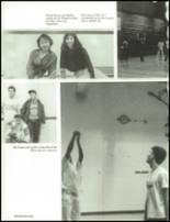 1991 Nathan Hale High School Yearbook Page 100 & 101