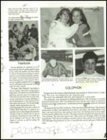 1991 Nathan Hale High School Yearbook Page 112 & 113