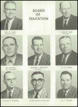 1958 Baird High School Yearbook Page 10 & 11