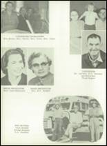 1958 Baird High School Yearbook Page 14 & 15