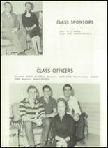 1958 Baird High School Yearbook Page 16 & 17