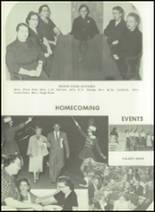 1958 Baird High School Yearbook Page 24 & 25