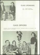 1958 Baird High School Yearbook Page 26 & 27