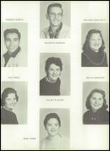 1958 Baird High School Yearbook Page 28 & 29