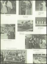 1958 Baird High School Yearbook Page 30 & 31