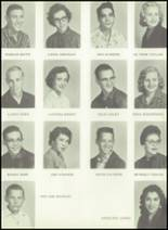 1958 Baird High School Yearbook Page 32 & 33