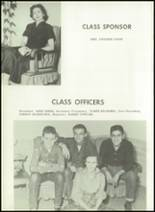 1958 Baird High School Yearbook Page 36 & 37
