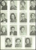 1958 Baird High School Yearbook Page 38 & 39