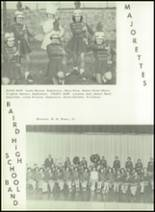 1958 Baird High School Yearbook Page 58 & 59