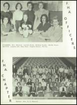 1958 Baird High School Yearbook Page 60 & 61