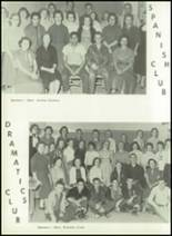 1958 Baird High School Yearbook Page 62 & 63