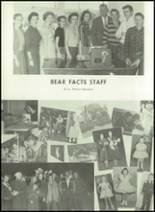 1958 Baird High School Yearbook Page 64 & 65