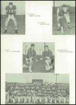 1958 Baird High School Yearbook Page 66 & 67