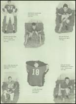 1958 Baird High School Yearbook Page 72 & 73