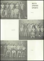 1958 Baird High School Yearbook Page 76 & 77