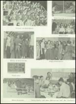1958 Baird High School Yearbook Page 78 & 79