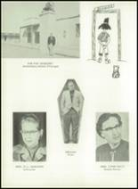 1958 Baird High School Yearbook Page 88 & 89