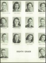1958 Baird High School Yearbook Page 90 & 91