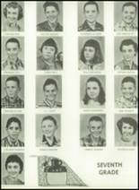 1958 Baird High School Yearbook Page 92 & 93