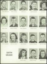 1958 Baird High School Yearbook Page 94 & 95