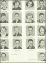 1958 Baird High School Yearbook Page 96 & 97
