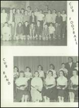 1958 Baird High School Yearbook Page 106 & 107