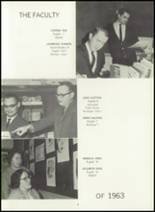 1963 Northfield High School Yearbook Page 12 & 13