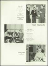 1963 Northfield High School Yearbook Page 16 & 17