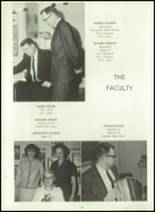 1963 Northfield High School Yearbook Page 18 & 19