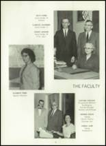 1963 Northfield High School Yearbook Page 20 & 21