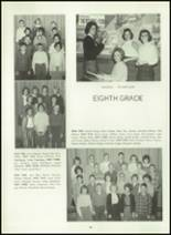 1963 Northfield High School Yearbook Page 26 & 27