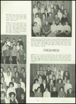 1963 Northfield High School Yearbook Page 30 & 31