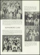 1963 Northfield High School Yearbook Page 32 & 33