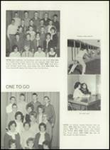 1963 Northfield High School Yearbook Page 34 & 35