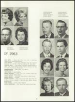 1963 Northfield High School Yearbook Page 38 & 39