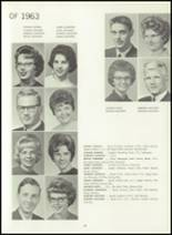 1963 Northfield High School Yearbook Page 42 & 43